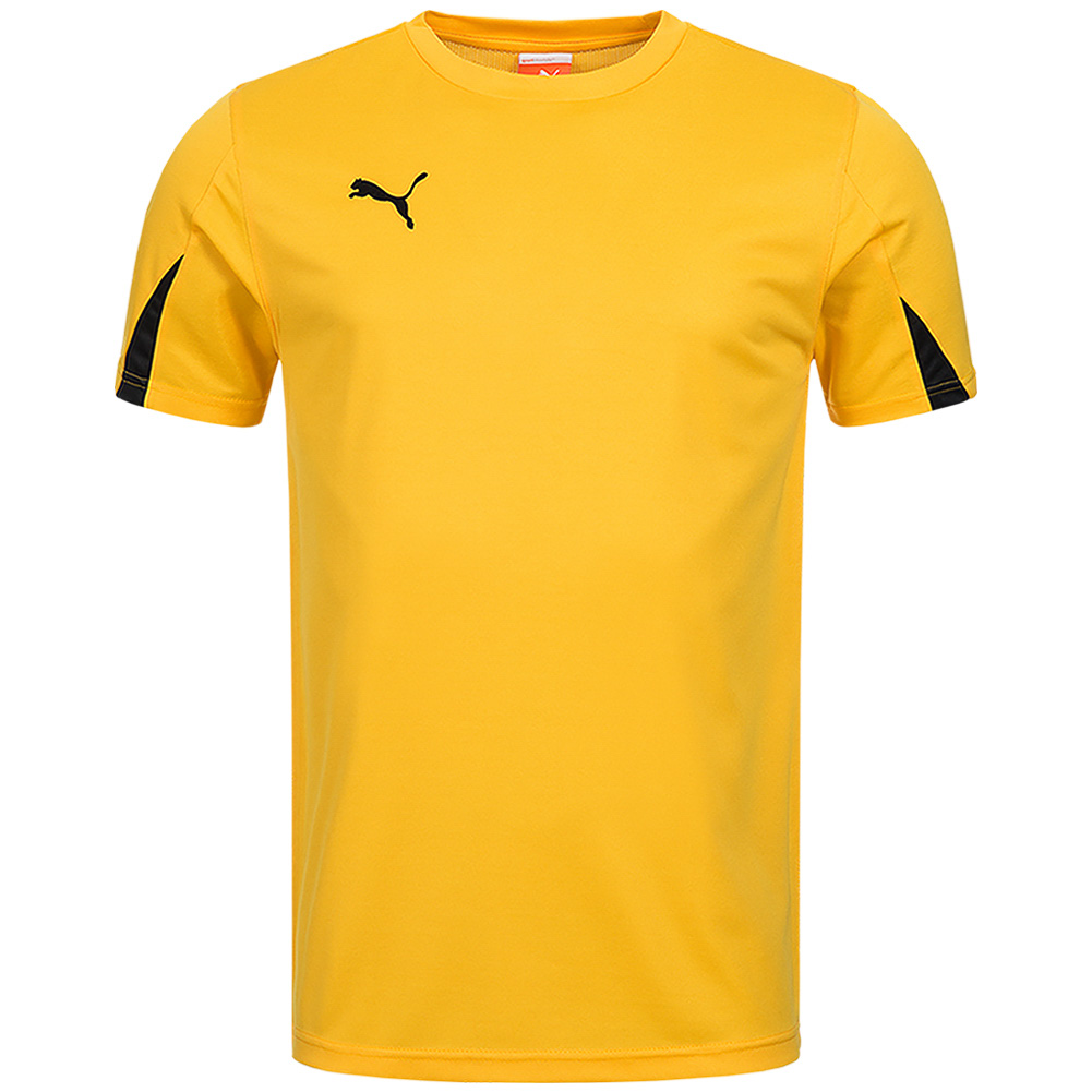 Official Puma Mens Gents Football Soccer Arsenal Casuals T ... |Cool Puma Soccer Shirts