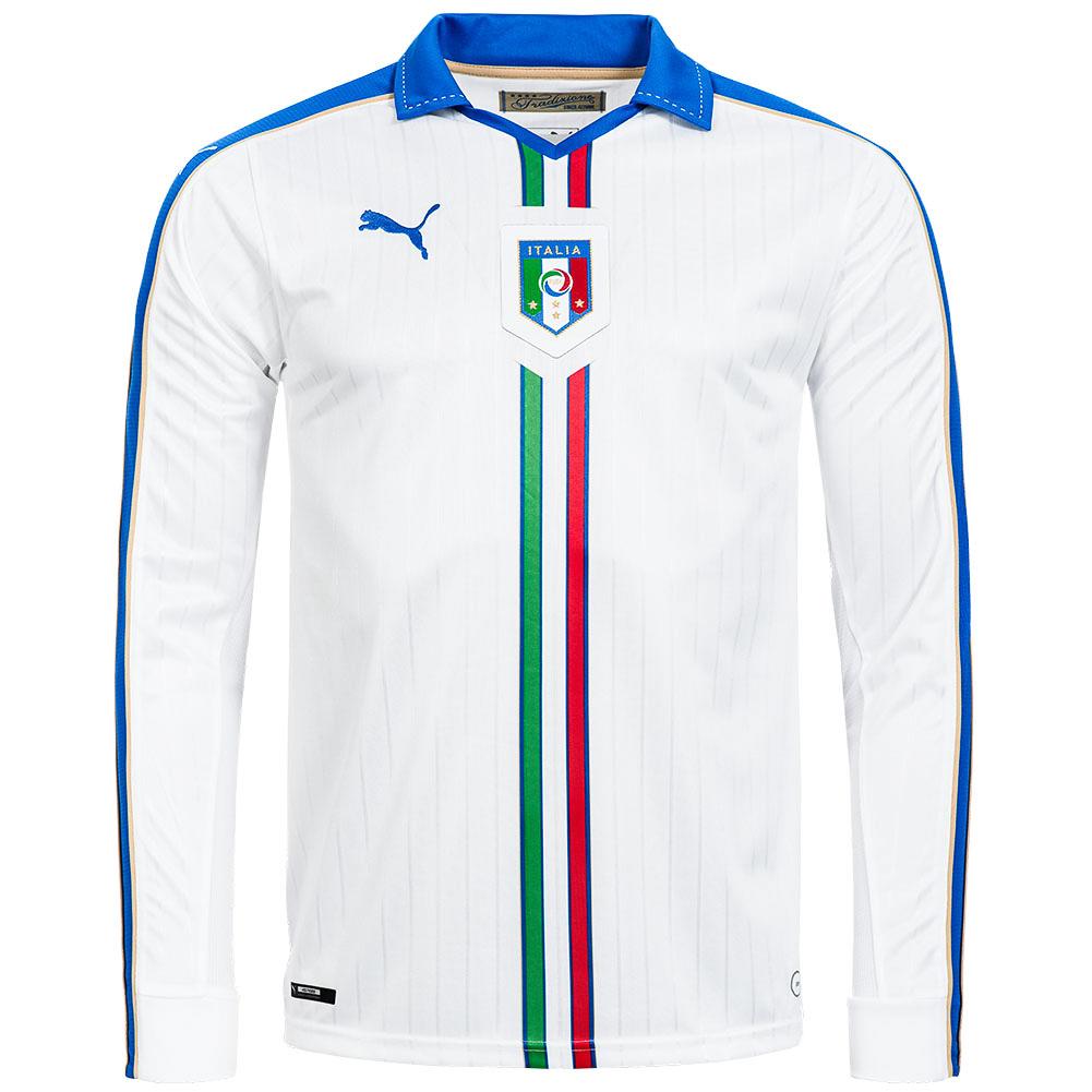 Italien-PUMA-Herren-Training-Trikot-Jersey-Training-Fusball-Italia-S-M-L-XL-XXL