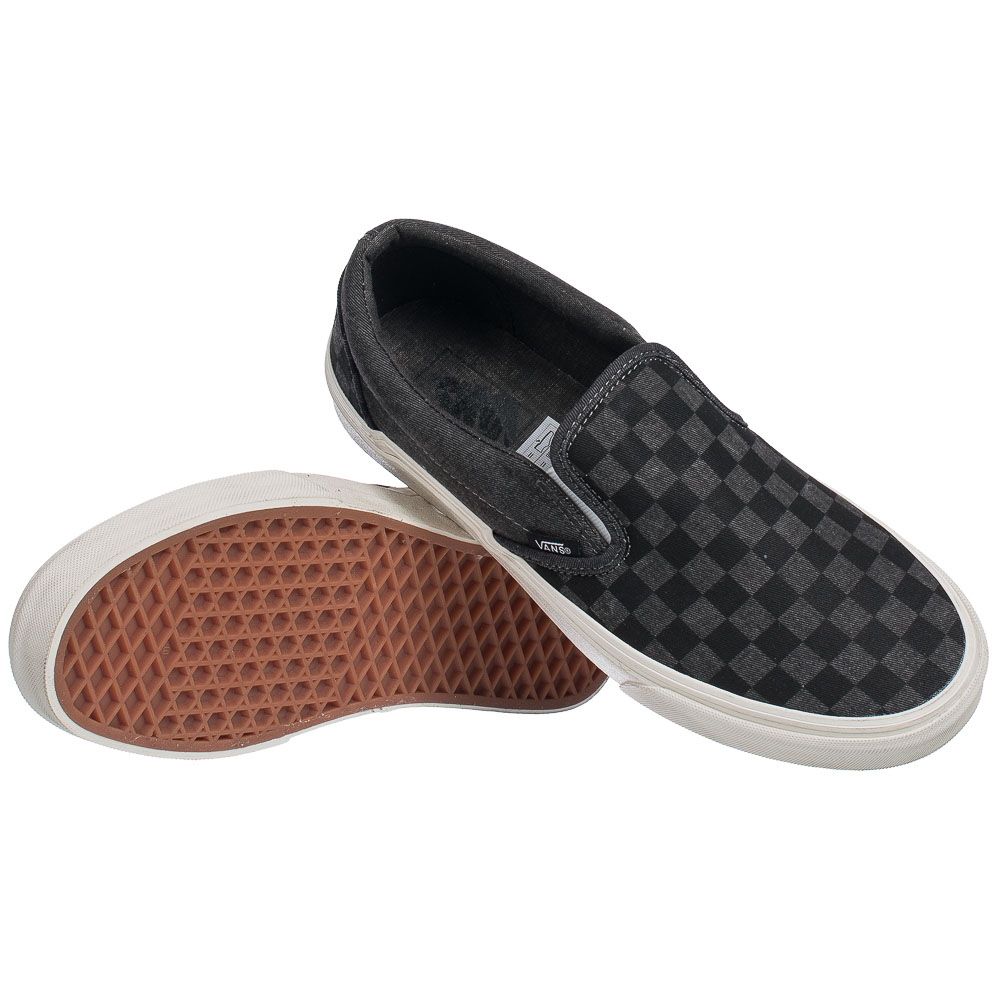 vans classics slip on freizeit schuhe schlupfschuhe sneaker gr e 36 47 unisex ebay. Black Bedroom Furniture Sets. Home Design Ideas
