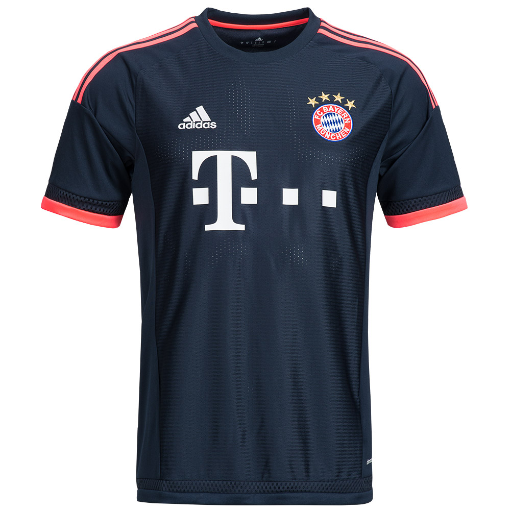 fc bayern m nchen adidas trikot champions league herren. Black Bedroom Furniture Sets. Home Design Ideas