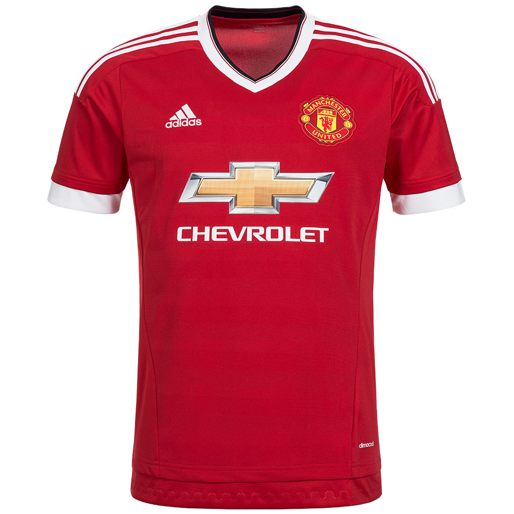Manchester United FC adidas Mens boys Home Jersey