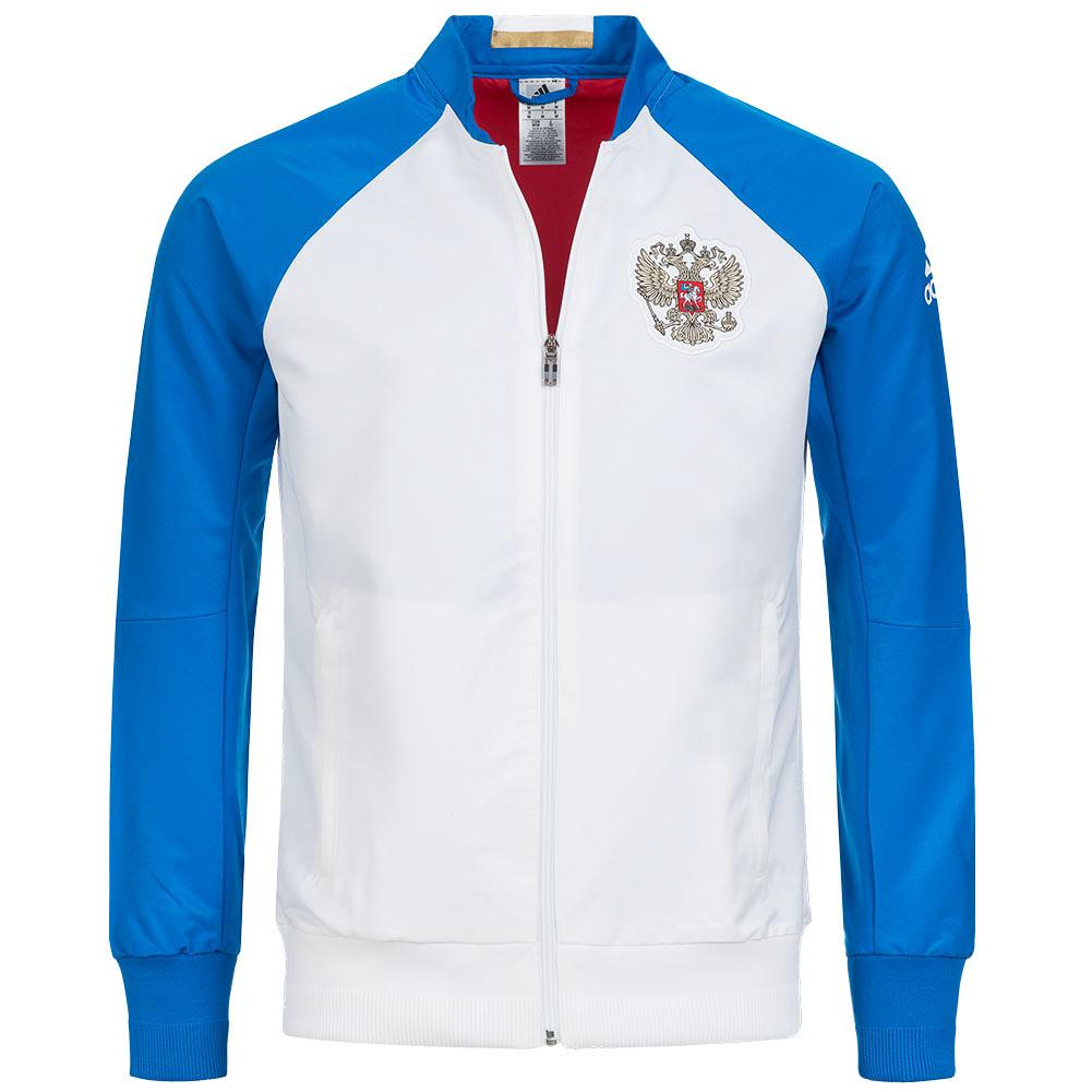 russia adidas anthem jacket sweatsuit top football jacket. Black Bedroom Furniture Sets. Home Design Ideas