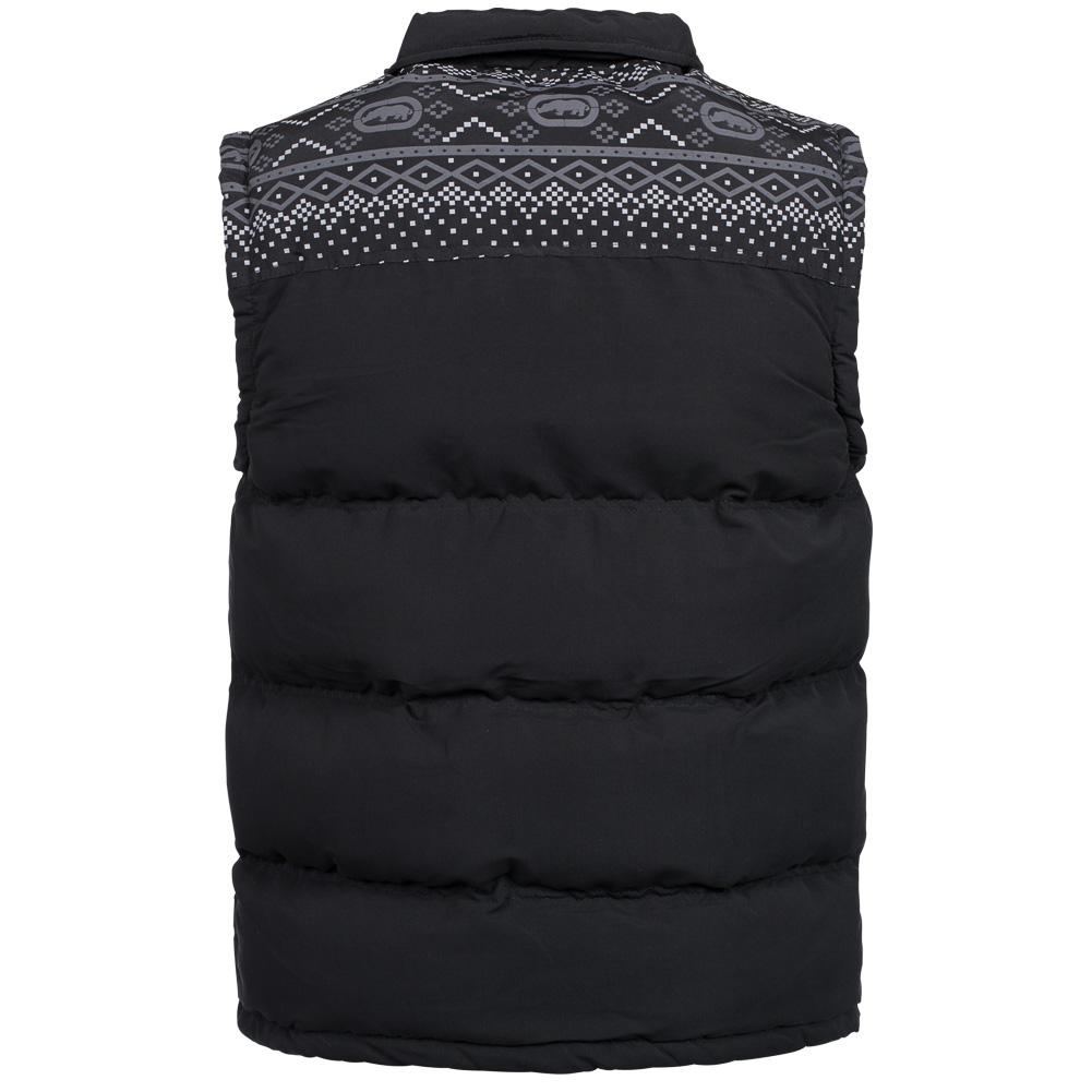 ecko unltd herren winter weste aldgate vest outdoor. Black Bedroom Furniture Sets. Home Design Ideas