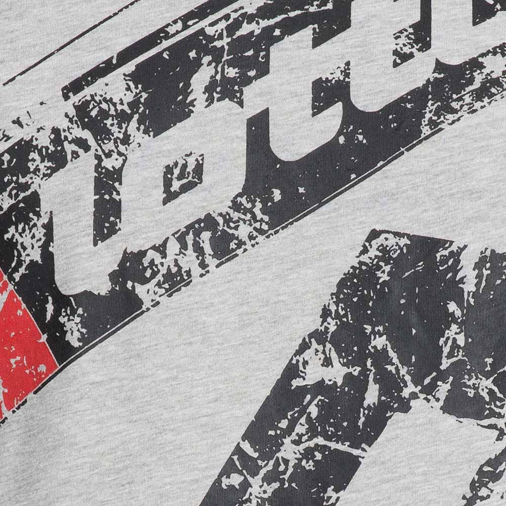 Lotto señores t shirt Classic logotipo té camisa manga