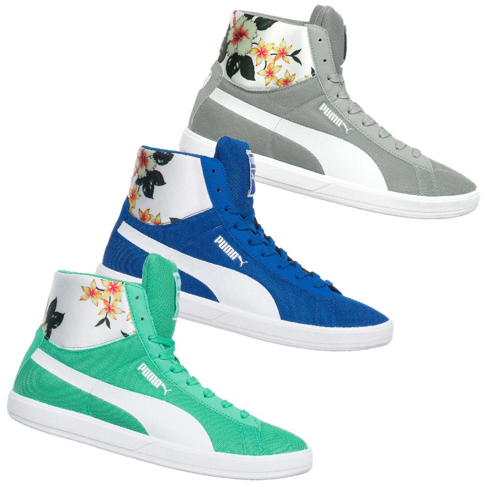 PUMA Archive Lite Mesh Mid Unisex Sneaker Schuhe Floral 357218 Floral Schuhe b7a922