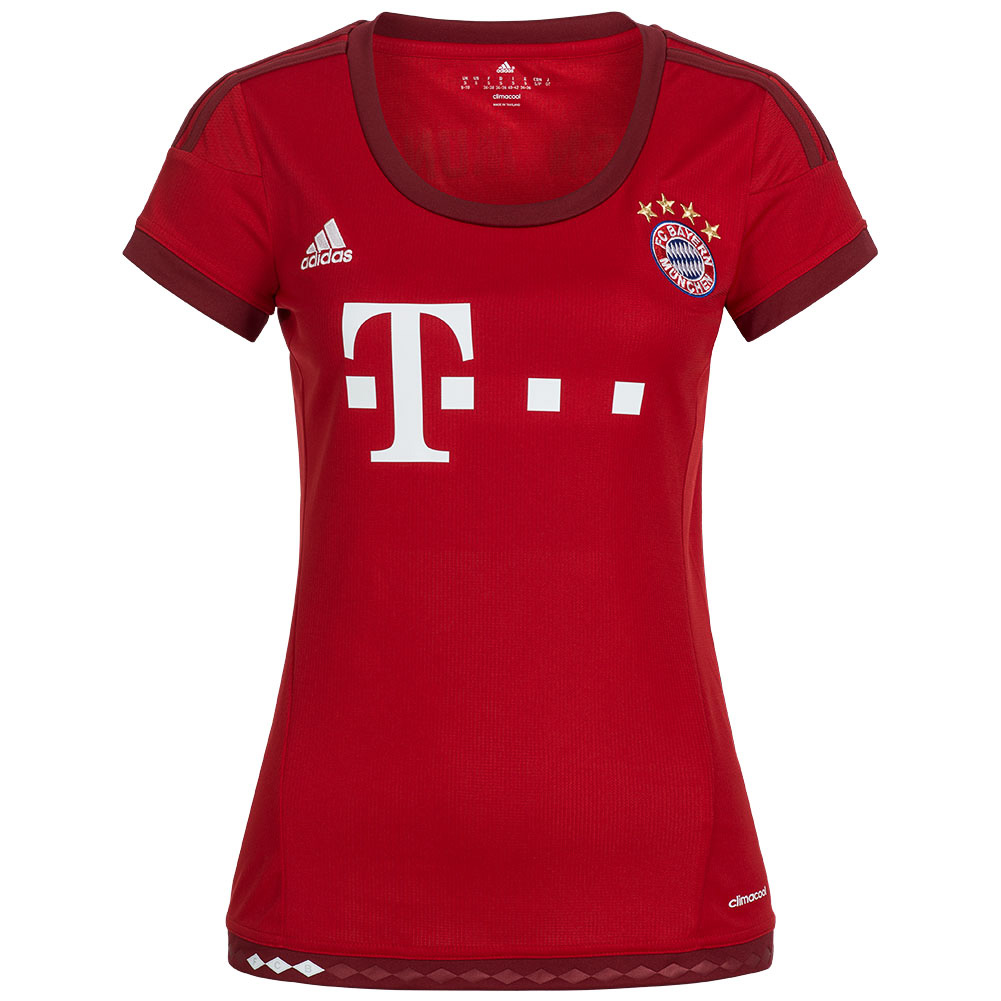 fc bayern munich adidas jersey champions league home away. Black Bedroom Furniture Sets. Home Design Ideas