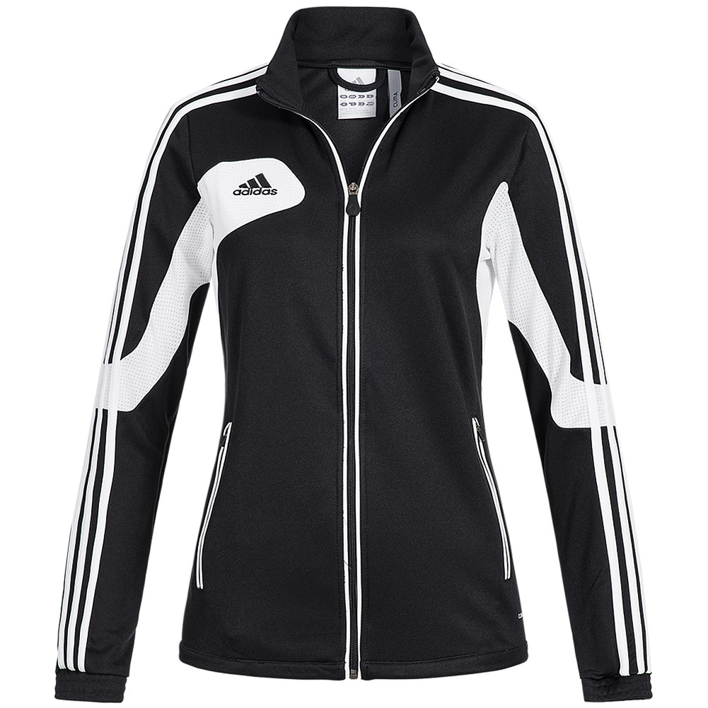 adidas condivo jacket damen sport jacke xs xl trainings fitness fu ball neu ebay. Black Bedroom Furniture Sets. Home Design Ideas