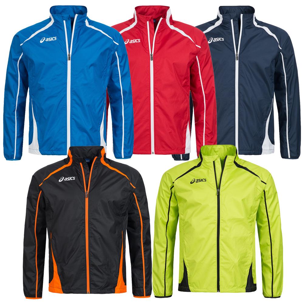 Details about Asics Men's Windbreaker Jacket T245Z6 Colin Windbreaker Leisure Training Sport