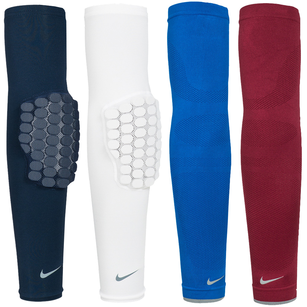 Nike Pro Comp Combat Hyperstrong Vis Basketball Sleeve Elbow