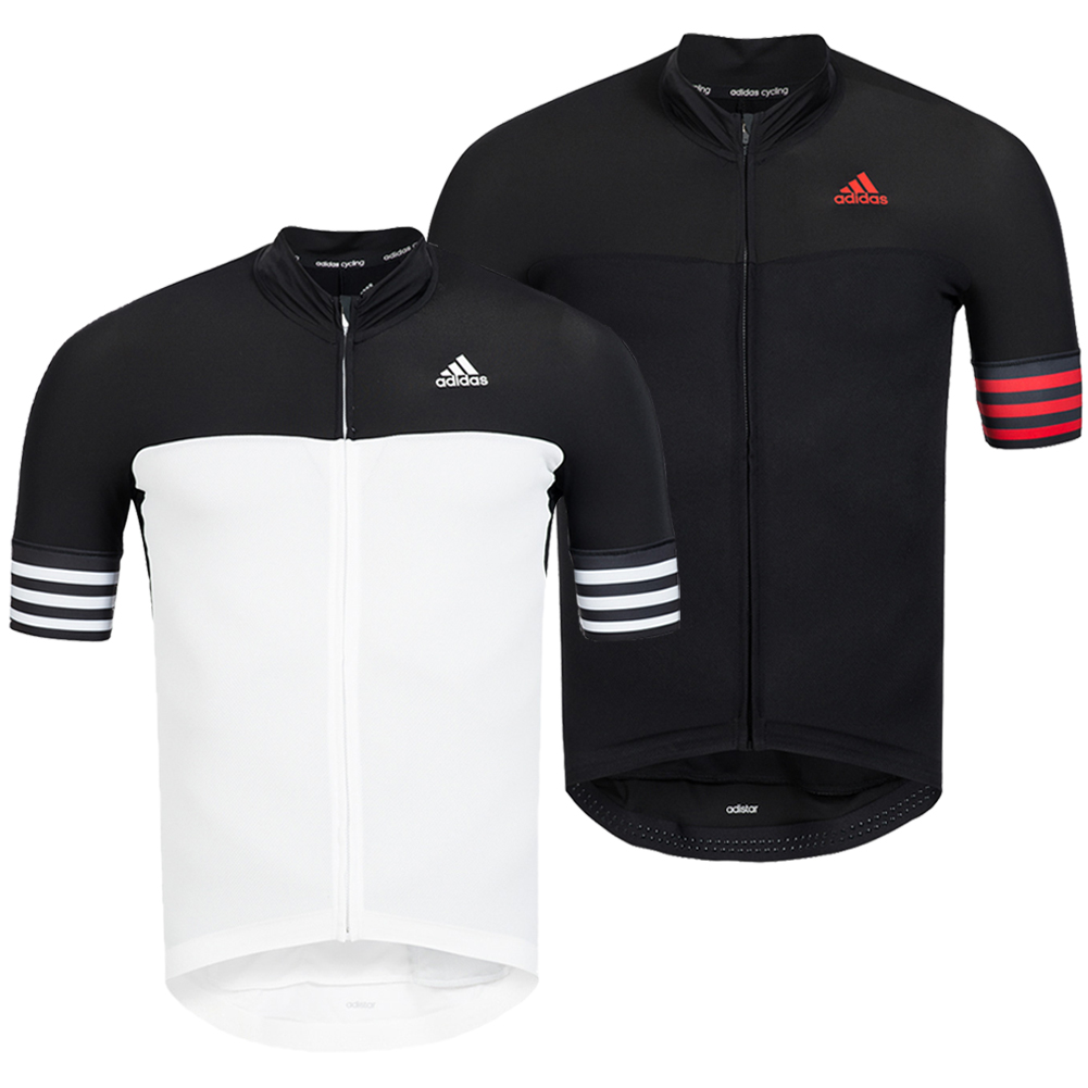 e56ae696a Adidas Adistar Cd.zero3 Cycling Jersey Bike Jersey Shirt Top Stand ...