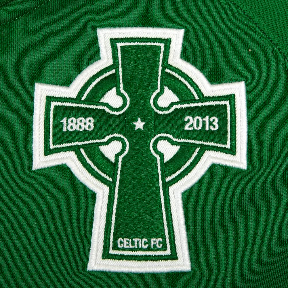 Celtic Glasgow FC Nike AW77 Authentic Hoody Sweater Jacket