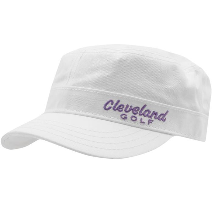 cleveland golf damen military cap kappe golfkappe frauen. Black Bedroom Furniture Sets. Home Design Ideas