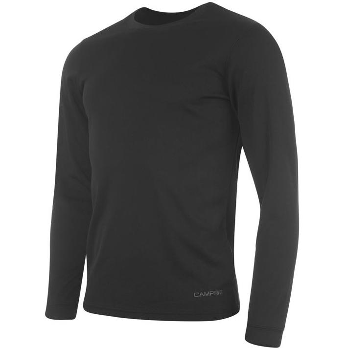 campri herren fitness compression baselayer shirt running. Black Bedroom Furniture Sets. Home Design Ideas