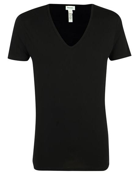 Diesel Dave T-Shirt V-Ausschnitt S M L XL XXL Tee V-Neck neu