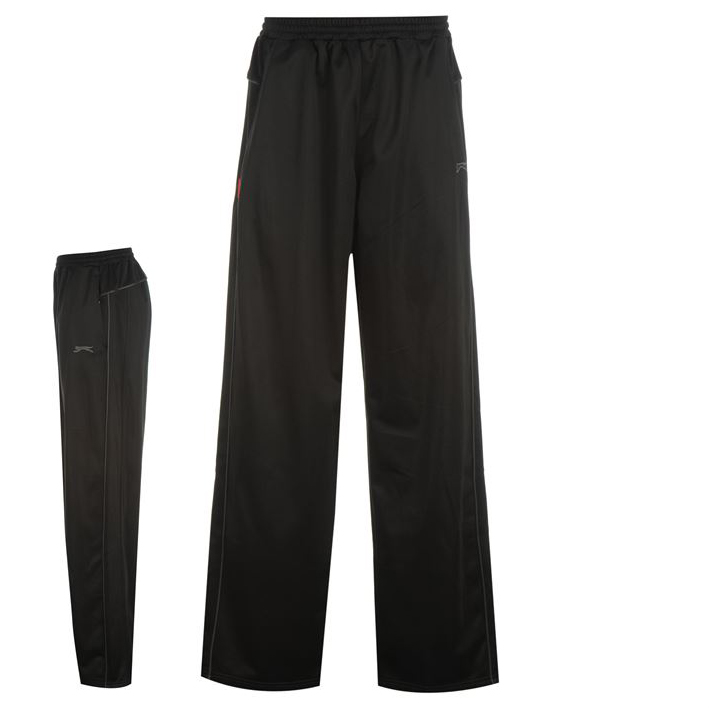 slazenger men 39 s training trousers xs to 3xl tracksuit. Black Bedroom Furniture Sets. Home Design Ideas
