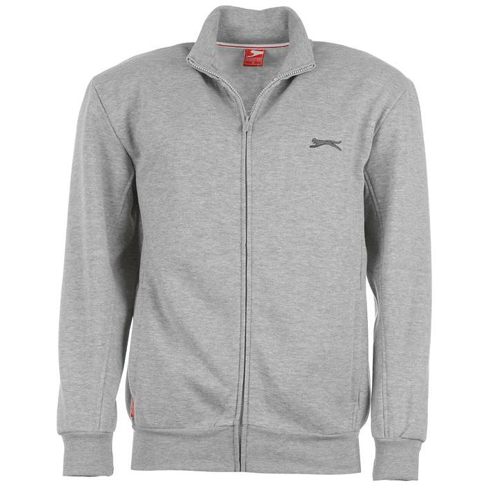 slazenger herren sweatshirt sweatjacke sweater xs s m l xl 2xl 3xl 4xl neu ebay. Black Bedroom Furniture Sets. Home Design Ideas