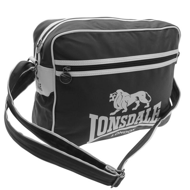 Lonsdale Bag Messenger Bag Flight Shoulder Bag Shoulder Uni Sports ...