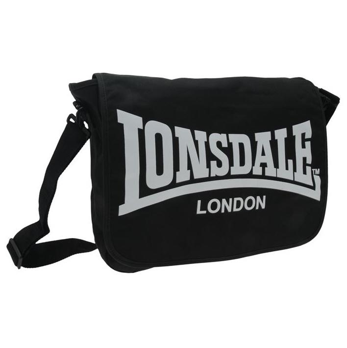e131e5c794b7 Lonsdale Messenger Bag Classic Shoulder Bag Shoulder Bag Messenger ...