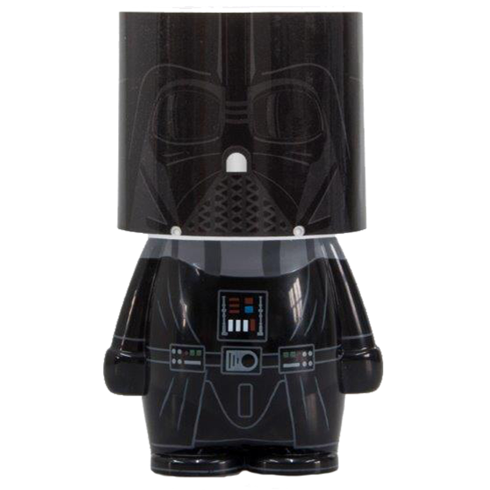 star wars darth vader mini look alite nachtleuchte lampe. Black Bedroom Furniture Sets. Home Design Ideas
