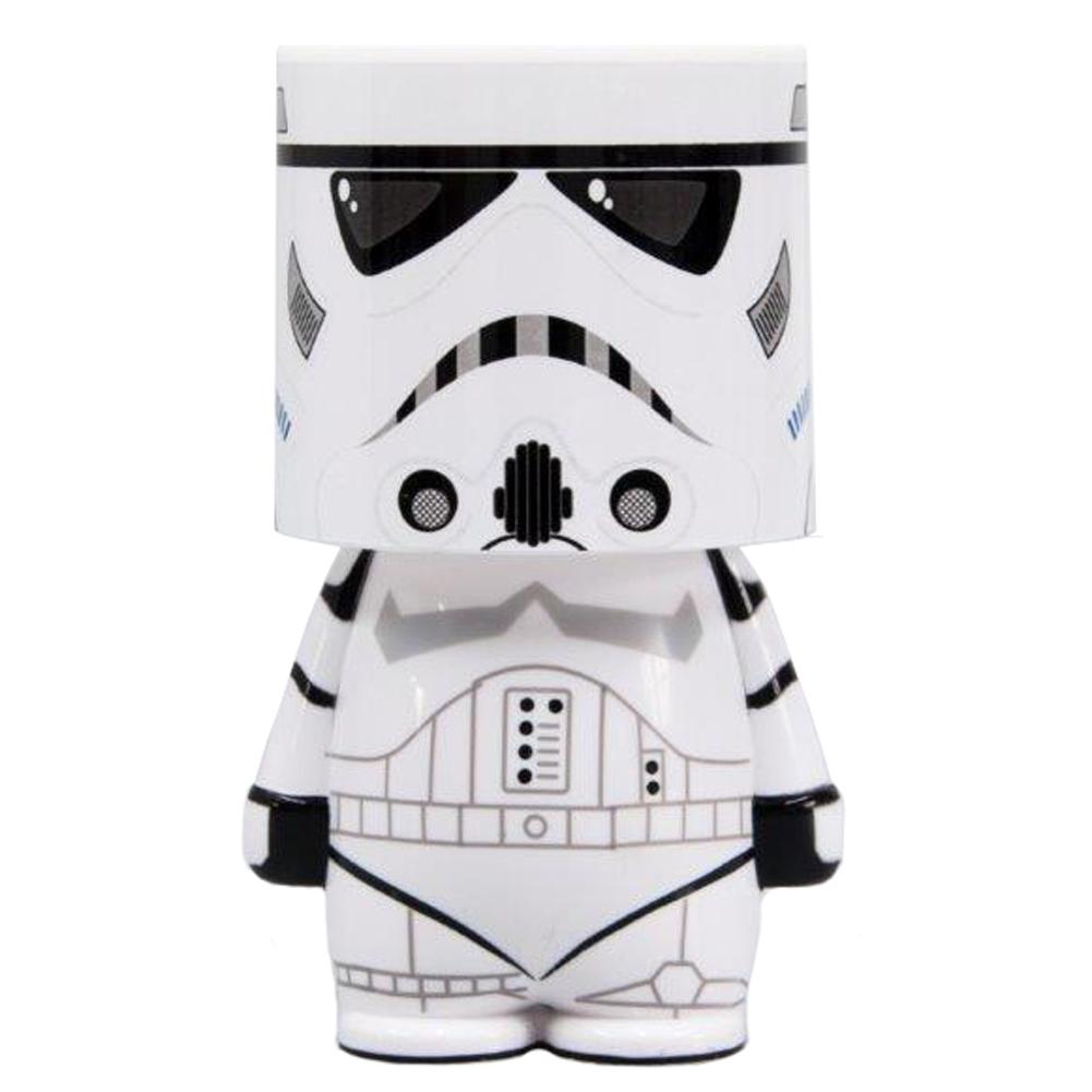 star wars stormtrooper mini look alite nachtleuchte lampe. Black Bedroom Furniture Sets. Home Design Ideas