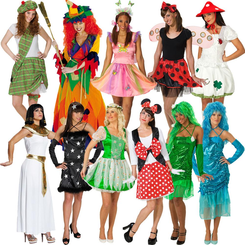 Rubies Ladies Costume Witch Butterfly Mushroom Mermaid Carnival