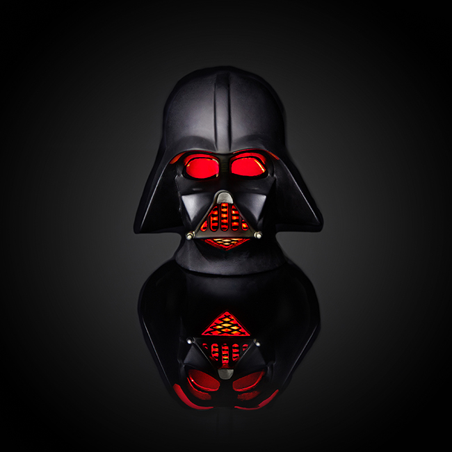 darth vader led tischlampe smash. Black Bedroom Furniture Sets. Home Design Ideas