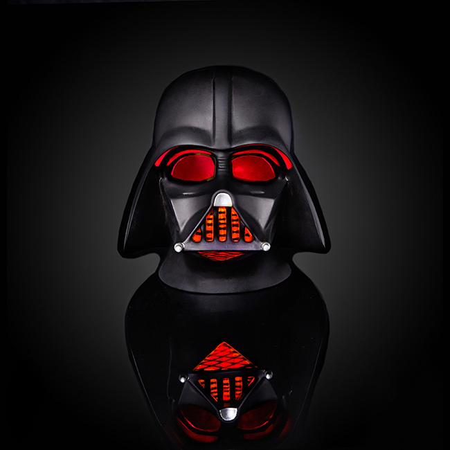 Star Wars 3D Mood-Light Lampe Stormtrooper Darth Vader Tischlampe Nachtlicht neu