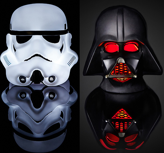 star wars 3d mood light lampe un stormtrooper dark vador lampe de chevet veilleuse neuf ebay. Black Bedroom Furniture Sets. Home Design Ideas