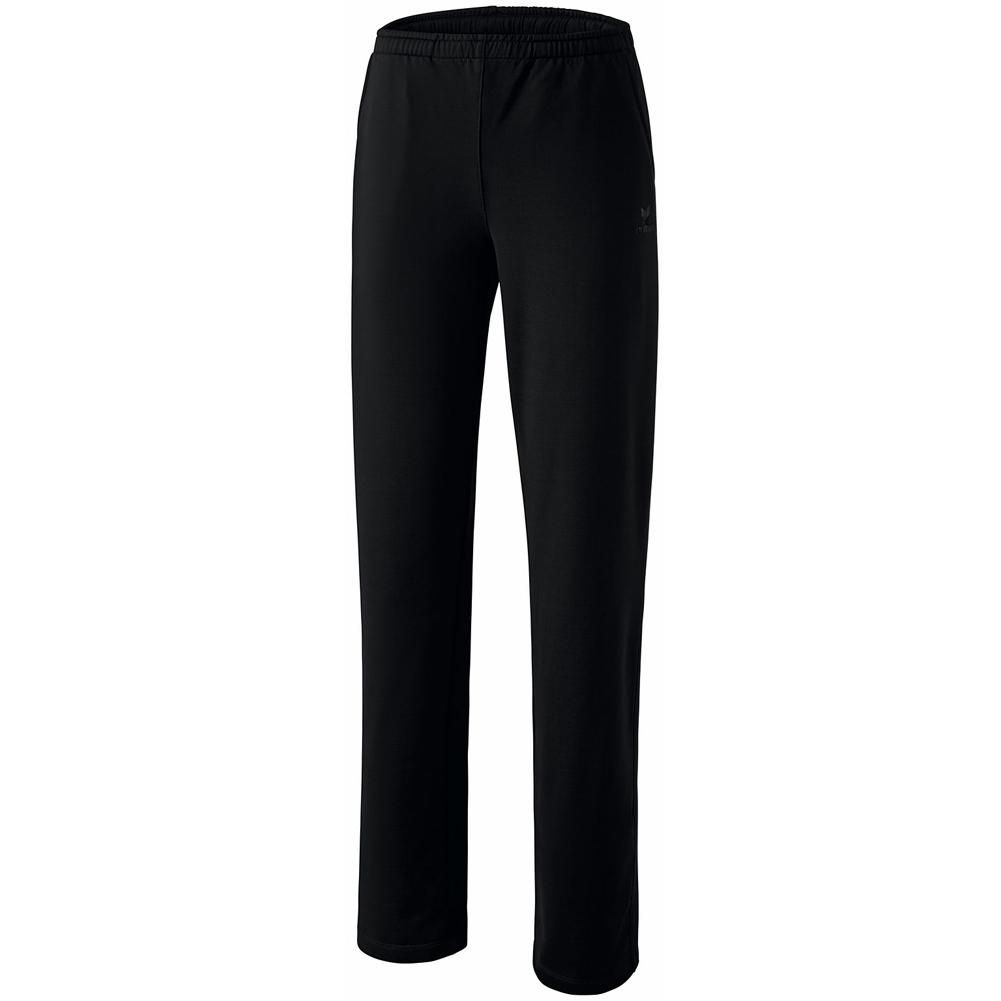 erima damen jogginghose sporthose lyon fitness sport schwarz hose gr 34 48 neu ebay. Black Bedroom Furniture Sets. Home Design Ideas