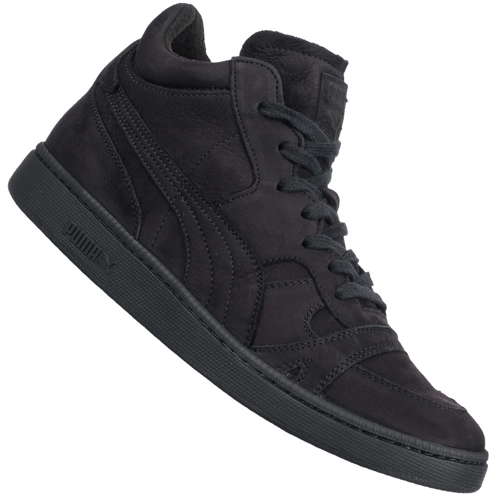 7126451961c0 Puma Boris Becker Heritage Leather Sneaker Made in Italy Shoes ...