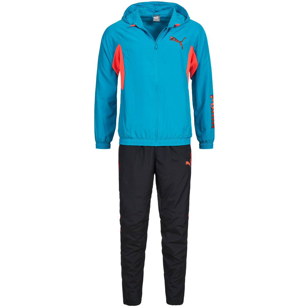 puma tracksuit presentation suit men 39 s women 39 s leisure. Black Bedroom Furniture Sets. Home Design Ideas