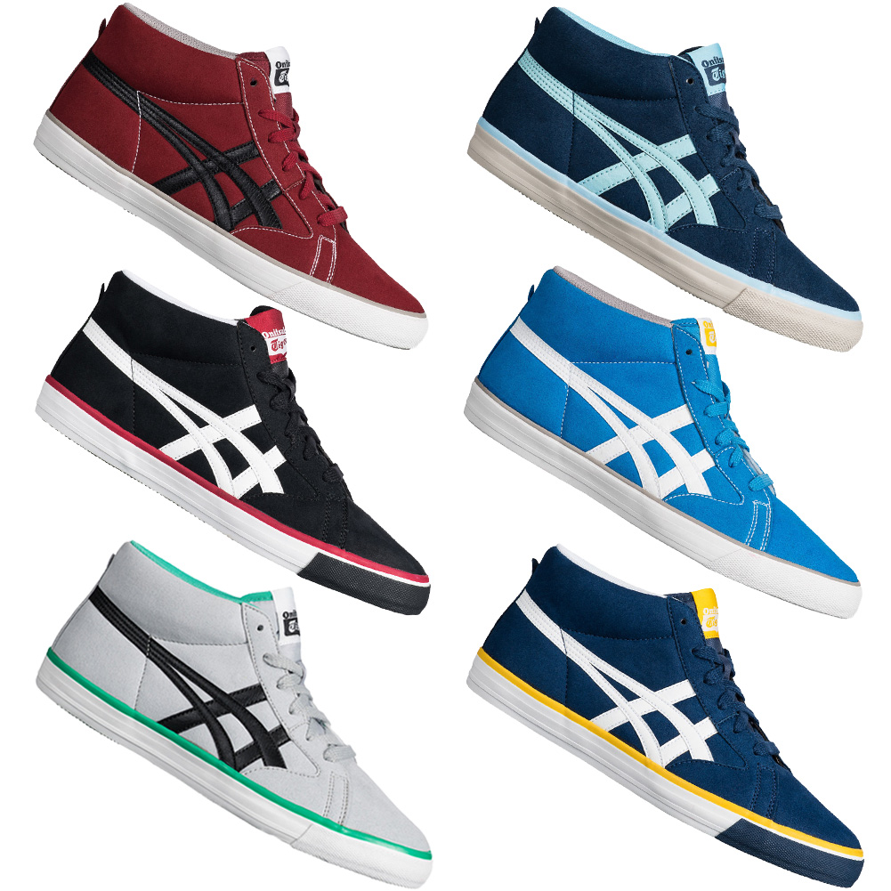 asics onitsuka tiger farside unisex sneaker classic schuhe. Black Bedroom Furniture Sets. Home Design Ideas