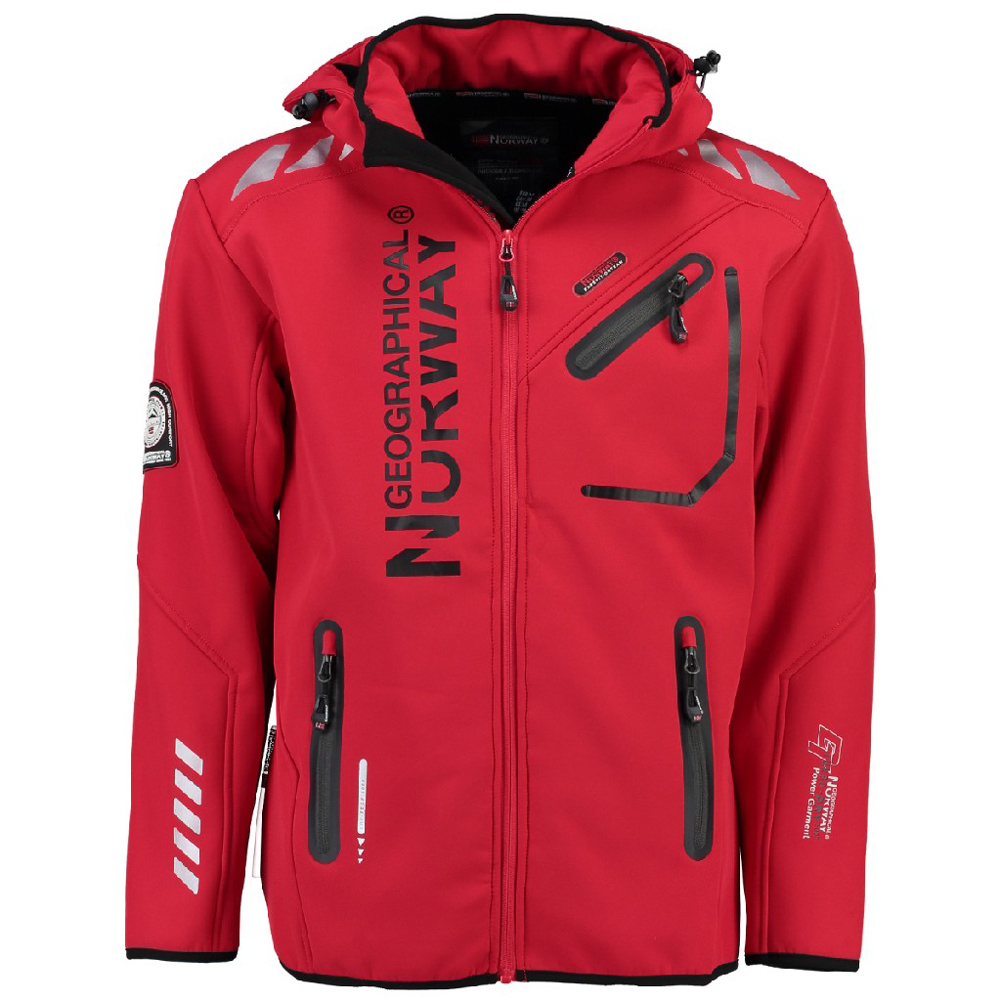 geographical norway men 39 s softshell jacket rivoli softshell jacket with hood new ebay. Black Bedroom Furniture Sets. Home Design Ideas