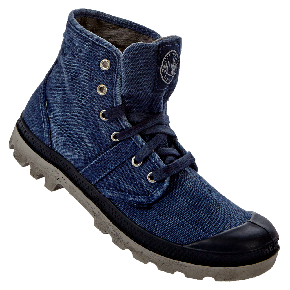 palladium pallabrouse mens boots us 6 5 12 02477 leather