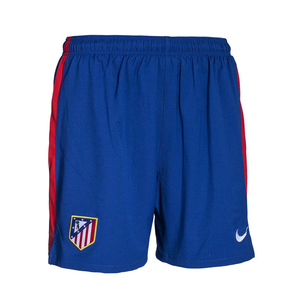 atletico madrid heim short nike gr m 355253 spanien shorts hose athletic neu. Black Bedroom Furniture Sets. Home Design Ideas
