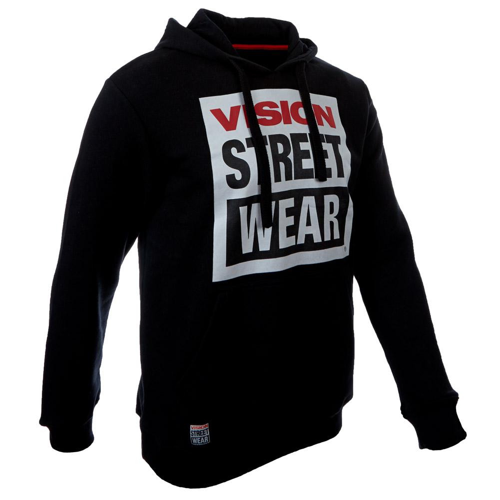 vision street wear herren hoody kapuzenpullover sweatshirt. Black Bedroom Furniture Sets. Home Design Ideas