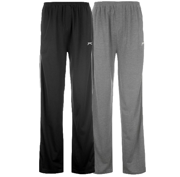 Slazenger-Herren-Sweat-Hose-S-M-L-XL-XXL-Trainingshose-Jogginghose-Pants-neu