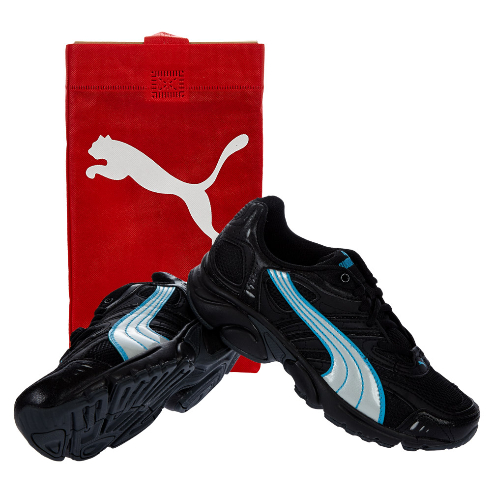puma xenon damen fitness schuhe 185697 05 running laufschuhe 37 38 39 neu ebay. Black Bedroom Furniture Sets. Home Design Ideas