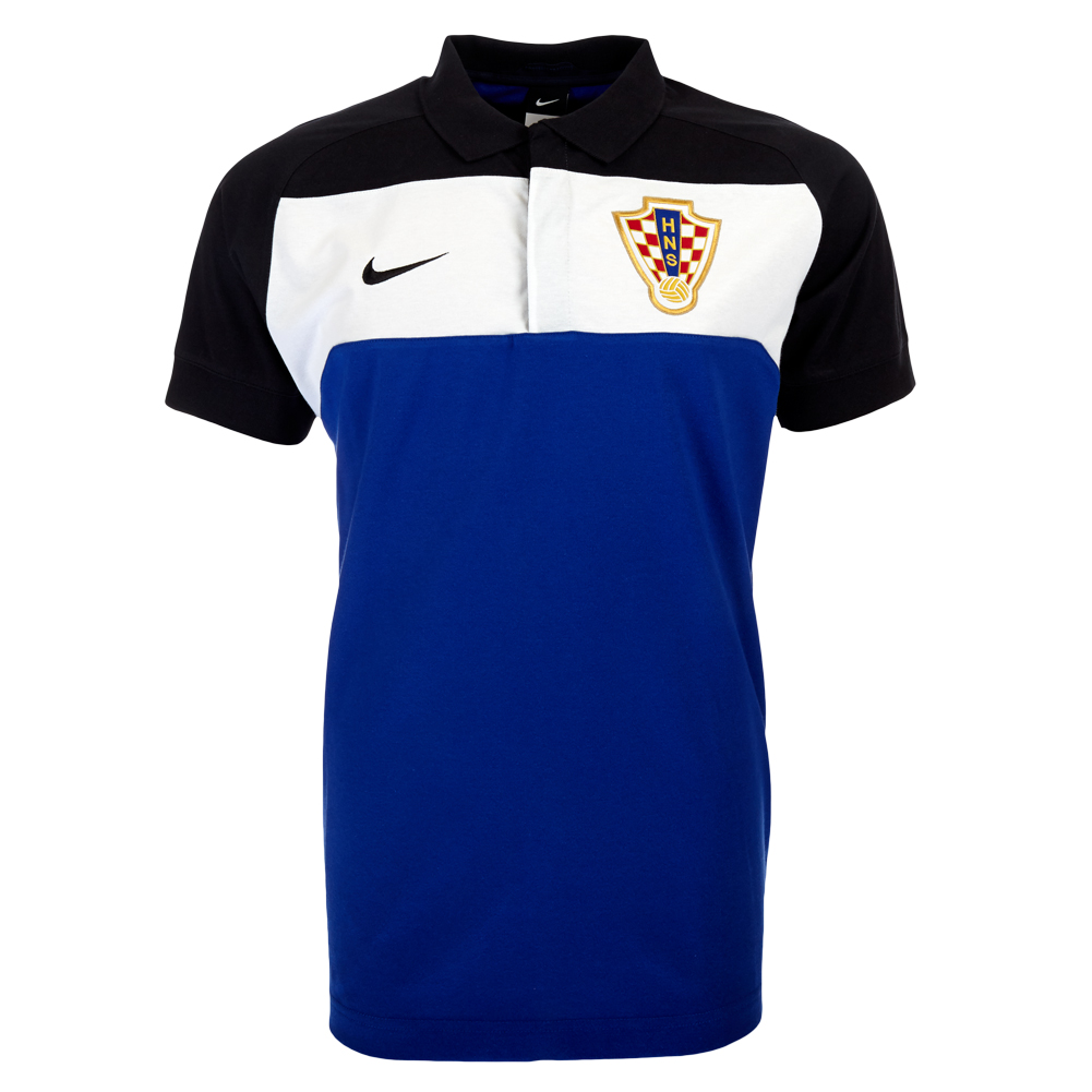 croatia nike polo shirt 378733 378732 size m national team. Black Bedroom Furniture Sets. Home Design Ideas