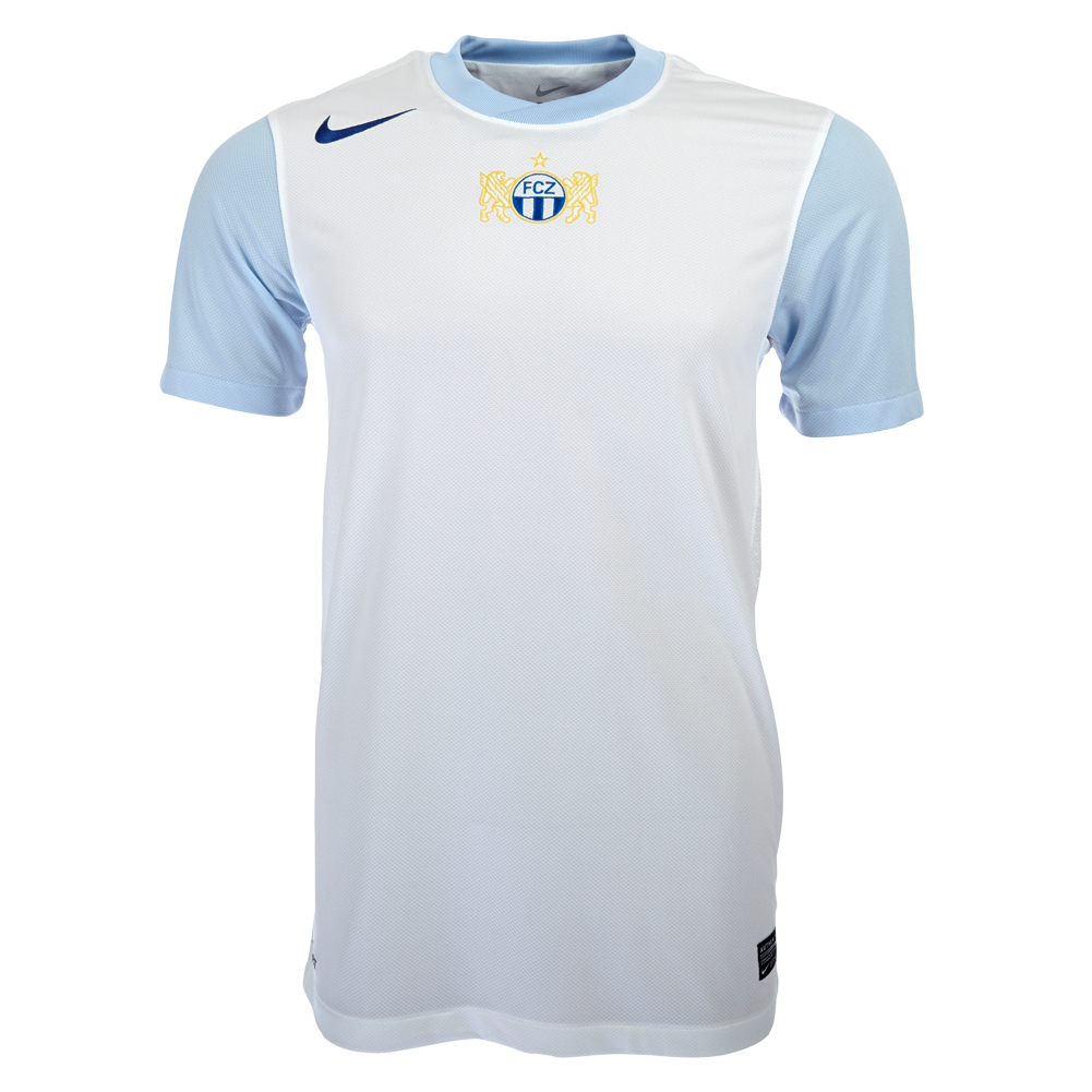 fc zurich nike home jersey s m l xl 2xl 419782 105. Black Bedroom Furniture Sets. Home Design Ideas