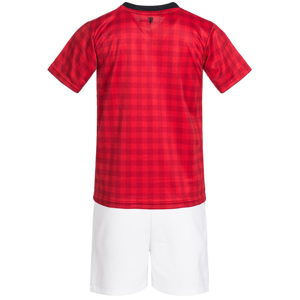 Nike Mini Kit Baby Kleinkinder Fußball Trikot Set Manchester Celtic Villa neu