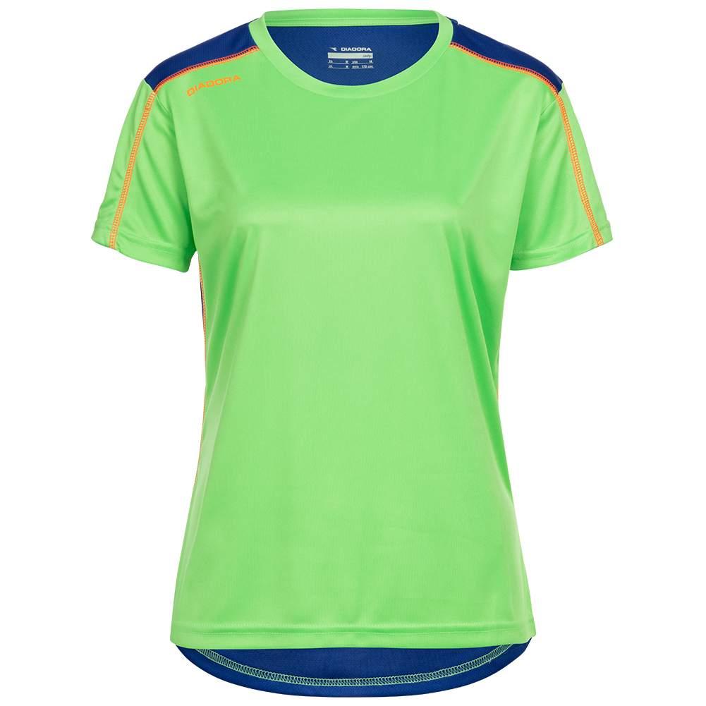 Diadora Damen Team Tee  T-Shirt weiß NEU
