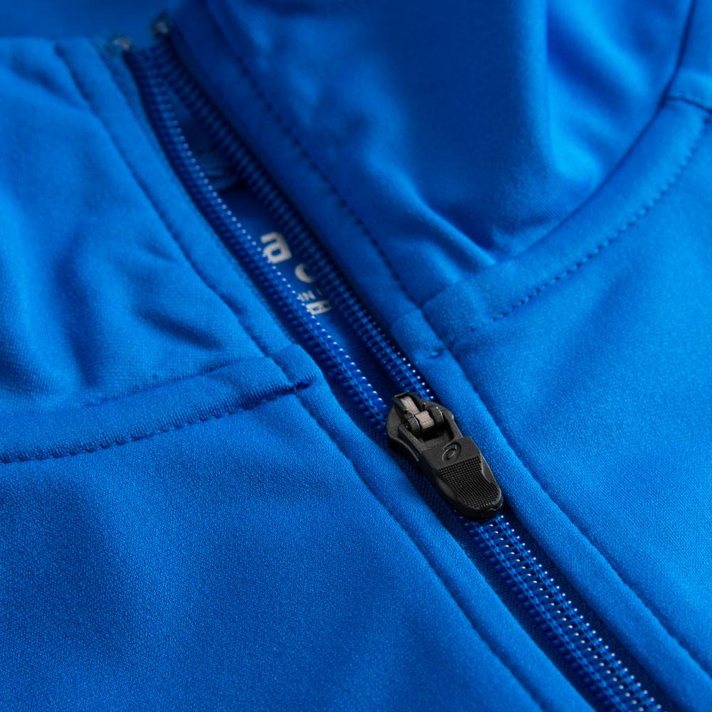 Details zu ASICS Herren Jacke Polar Fleece Track Top Herren Trainingsjacke Fleecejacke neu