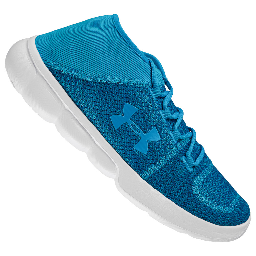 Details about Under Armour Recovery WORKOUT Mens Fitness shoes 1295777 929 Blue NEW show original title