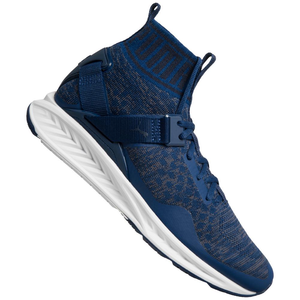 PUMA-Ignite-evoKNIT-Fierce-Sport-Trend-Sneaker-Fitness-Sport-Schuhe-Laufschuhe