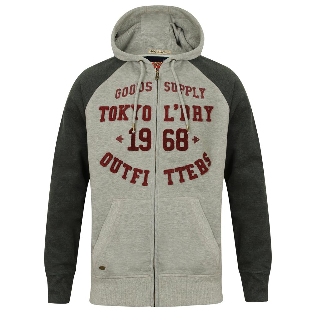 Pull Veste Tokyo Hommes Laundry Hooded Sweat RHzqC