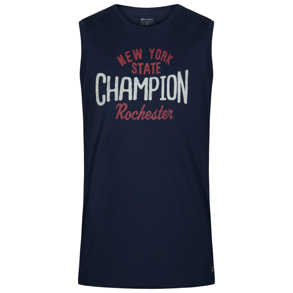 Champion-Herren-T-Shirt-Freizeit-Tee-Sommer-Fruehling-S-M-L-XL-Maenner-Top-neu