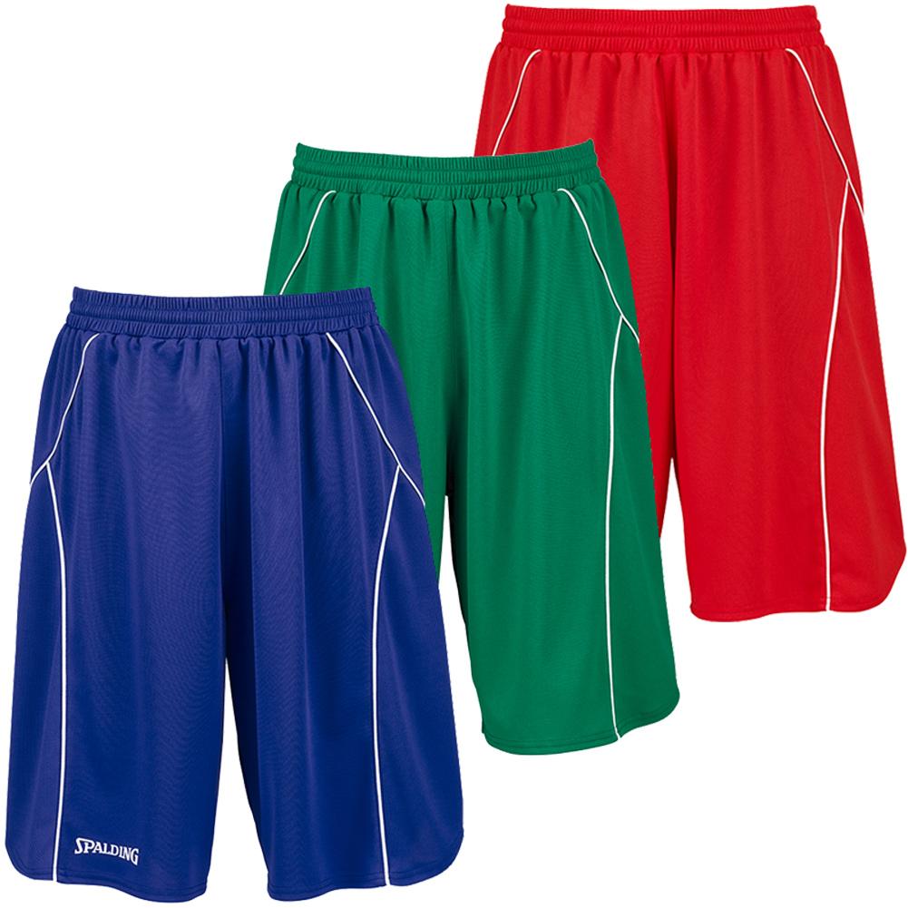 Pantalones Cortos de Baloncesto para Hombre Spalding Essential