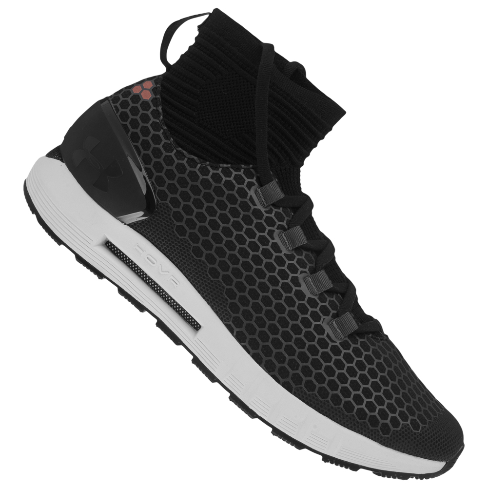 wide range best quality for cheaper Details about Under Armour Hovr Coldgear Reactor mid Nc Running Shoes  3021771-001 Black New