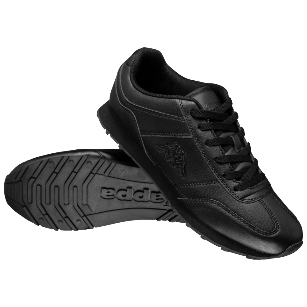 Kappa Zione Herren Schuhe Black Sneaker schwarz 303000-953 Gr. 41 ... ac1cbedc0a